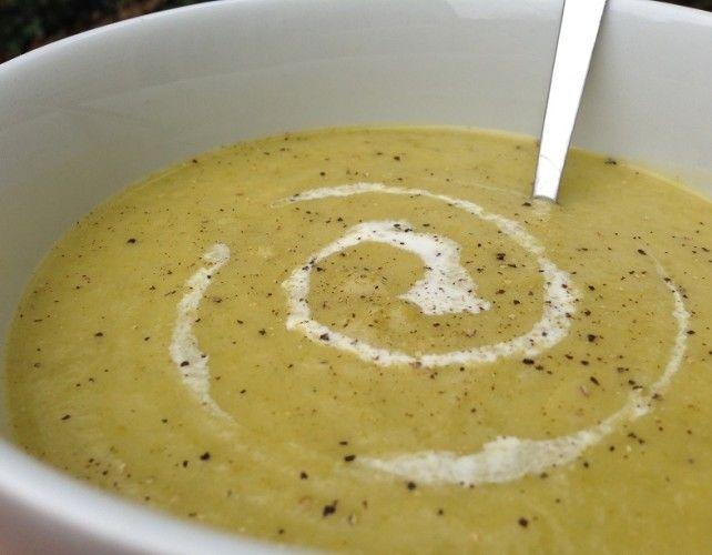 Creamy Asparagus Soup | Soups & Stews | Pinterest