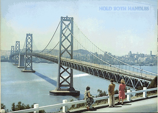 Bay bridge 23