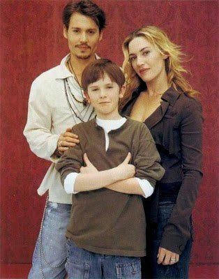 Cast of Finding Neverland | John Christopher Depp III ...