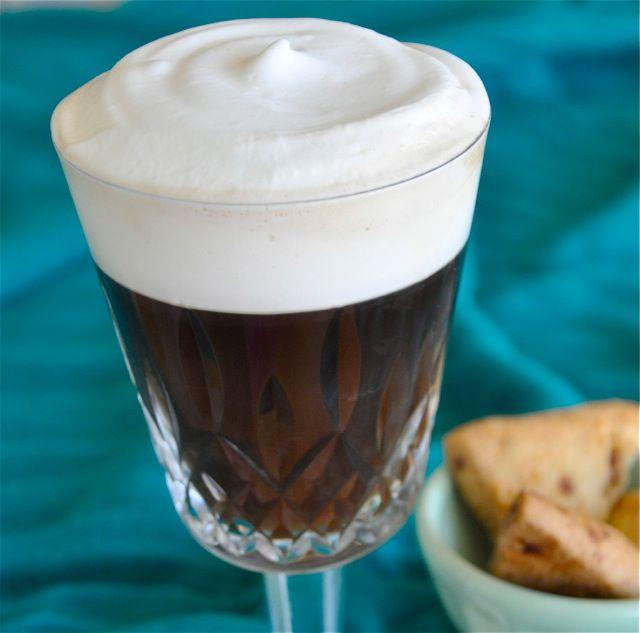 Classic Irish Coffee Recipe — Dishmaps