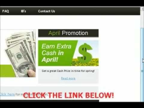 Forex broker affiliate program