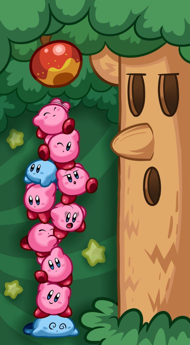 Kirby Mass Attack by Torkirby on deviantART