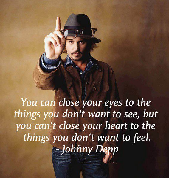Johnny Depp Love Quotes : Johnny Depps quote Cute Sayings Pinterest
