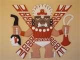 11 - En todas las mitologías existe un vehículo de comunicación entre los de arriba – los inmortales – y los de abajo – los humanos – y los de mas abajo todavía – los que habitan en la oscuridad del infierno, los demonios del mas allá.