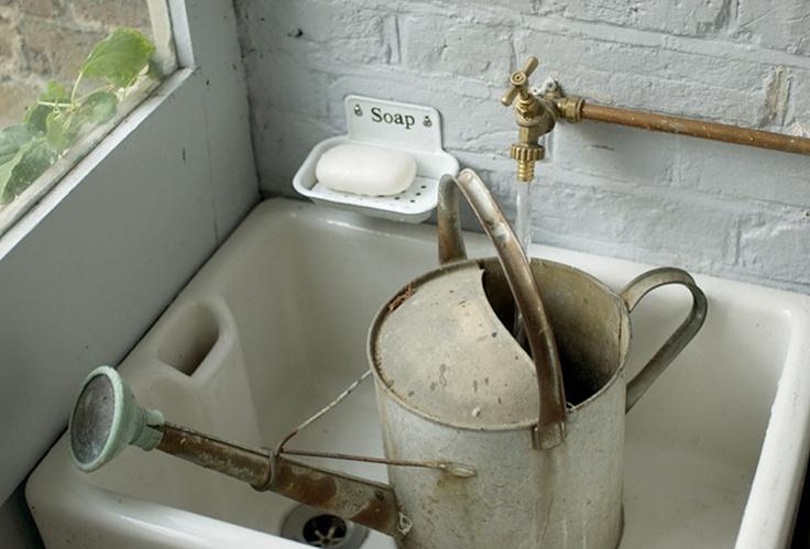Basement sink Laundry rooms Pinterest
