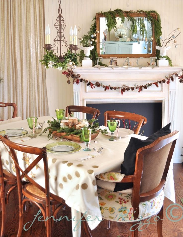 Jennifer Rizzo dining room