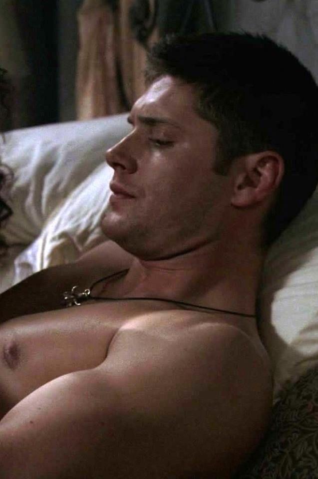 hot naked pics of dean of supernatural
