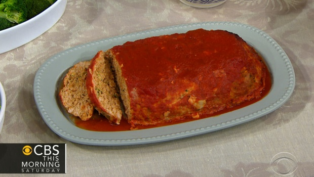 ... : Chef Ellie Krieger's ultimate Chipotle Turkey Meatloaf - CBS News