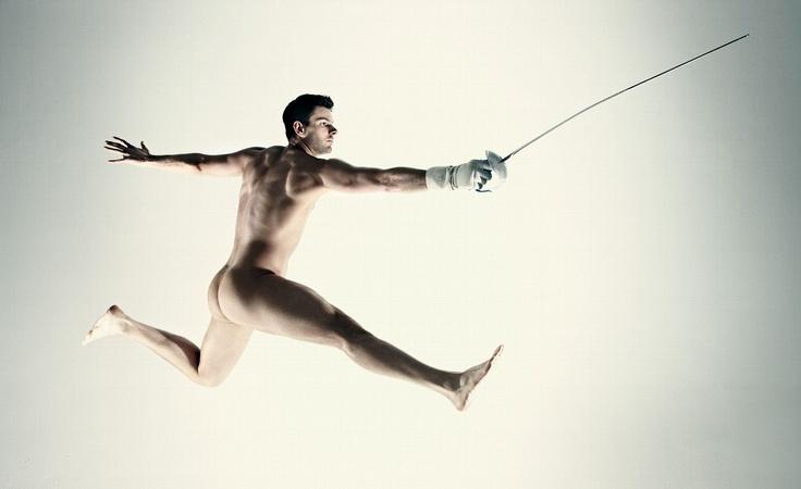 Tim Morehouse: USA fencer