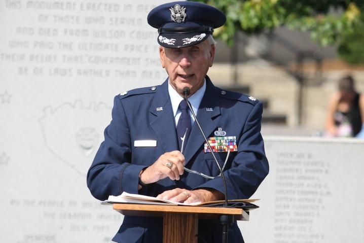 memorial day ceremony ideas