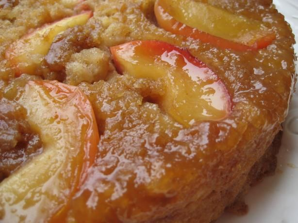 Apple Upside-Down Cake | CAKES/CUPCAKES/MUFFINS/DESSERT BREADS ...