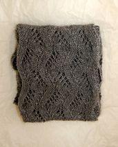 Free Knitting Pattern Lotus Leaf Scarf : FREE KNITTING PATTERN LOTUS LEAF SCARF   KNITTING PATTERN