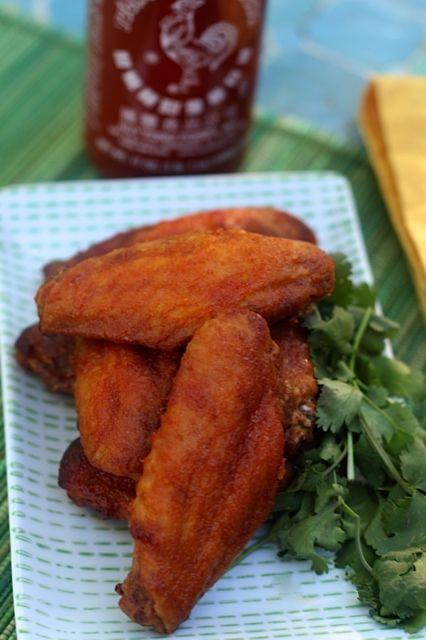 Sriracha Honey Chicken Wings Recipe | Recipes | Pinterest