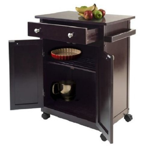 Kitchen Utility Savannah Kitchen Cart Home Essentials