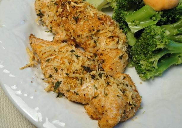 Weight Watchers Parmesan Chicken Cutlets ♥♥♥