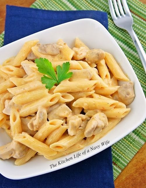 Mexican Penne with Chicken Thighs | Food =) | Pinterest