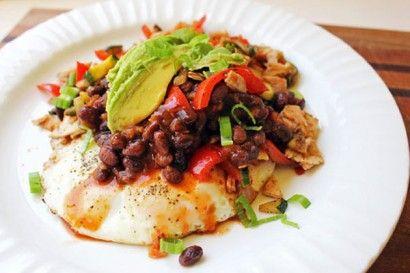 California Huevos Rancheros | Tasty Kitchen: A Happy Recipe Community!