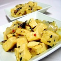 Meatless Main Dishes: Thai Curry Tofu | Food | Pinterest