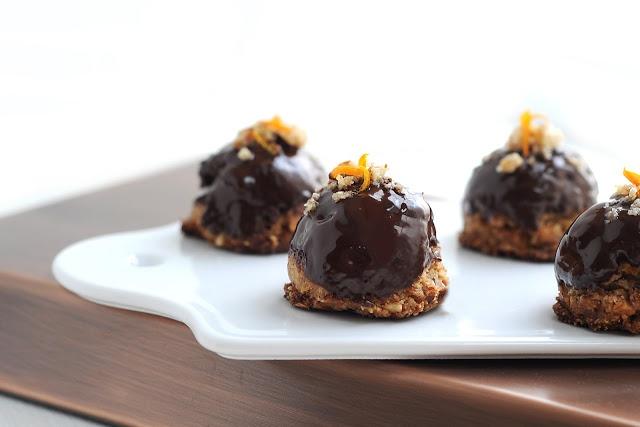 Almond Orange Cookies | pane e marmellata | Pinterest