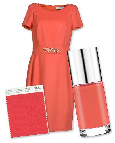 Shop Pantones Top 10 Spring 2014 Colors - Cayenne