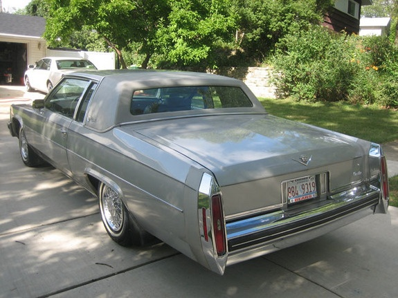 1980 Cadillac Coupe Deville Cadillac 1951 2000 S Pinterest