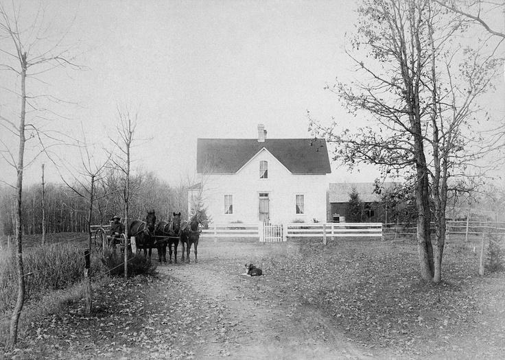 White cloud farm 1880 home sweet home pinterest