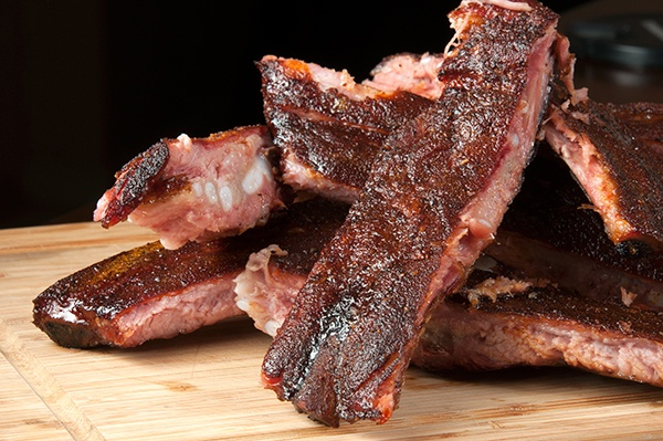 Honey Chipotle Spare Ribs