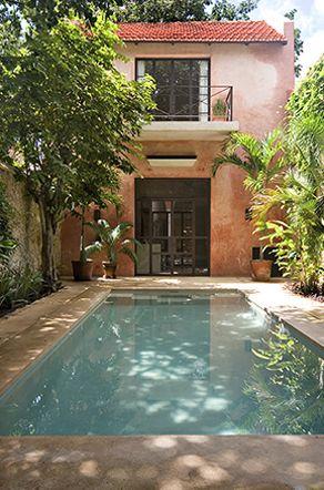 Pool rental house merida mexico mi merida dream home - Mi casa merida ...