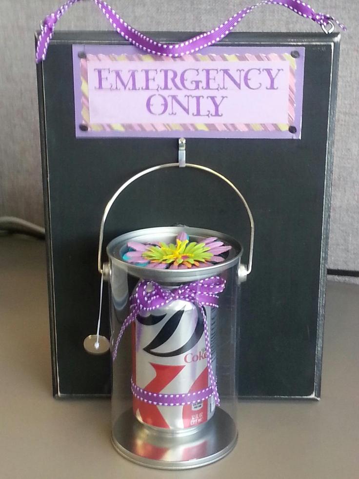 Diet Coke Emergency Kit--Merry Christmas @Dana Russell | I ...