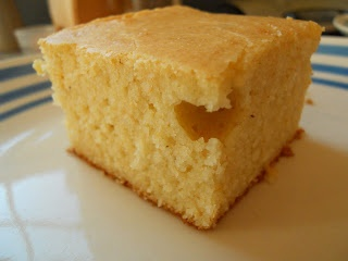 Grandmother's Buttermilk Cornbread - Making Miracles