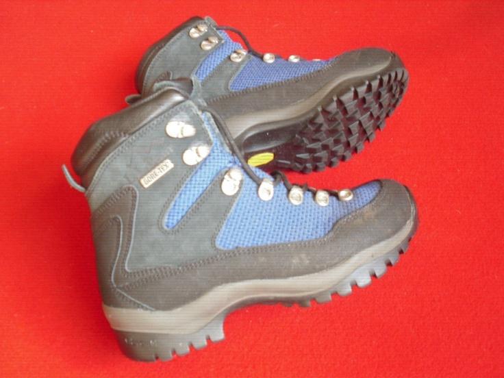 womens ll bean goretex hiking trail boots sz 6 waterproof