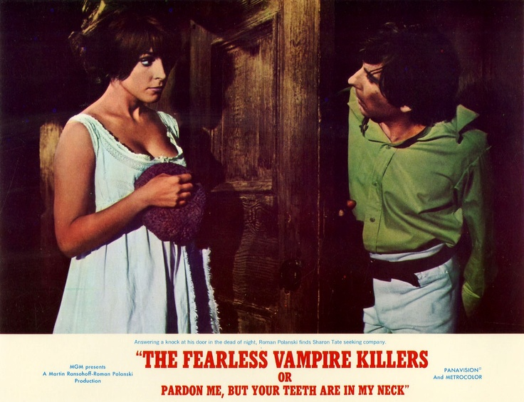fearless vampire killers blu eBay