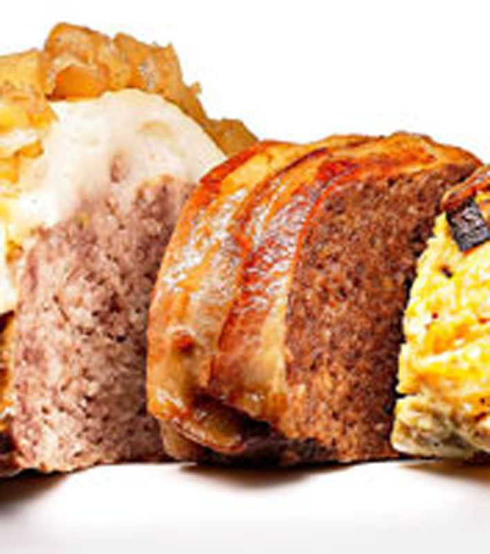 Bacon-Wrapped Beef Meatloaf | Favorite Foods (Entree's) | Pinterest