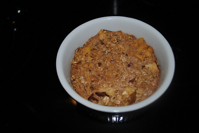apple pie baked oatmeal | Recipes from Sumo and Chandler's Spaghettih ...