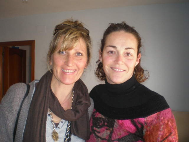 Marta y Sandra, madres 2.0