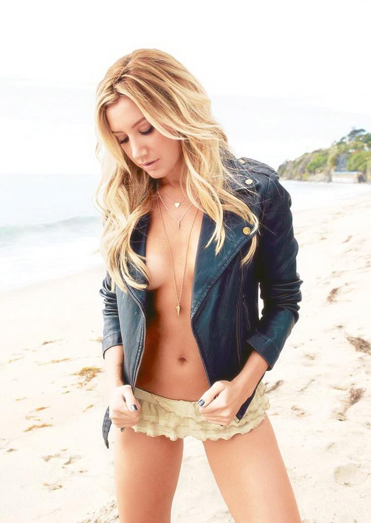 Ashley Tisdale Maim Magazine May
