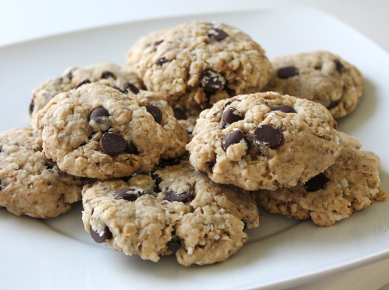 Oatmeal Coconut Chocolate Chip Cookies | Cookies | Pinterest