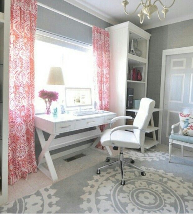 Cute Office Desk Ideas Pinterest