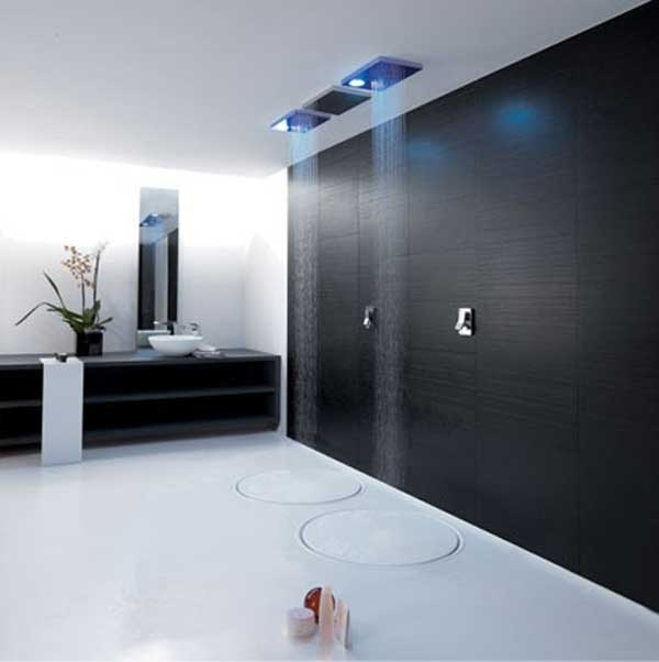 Ultra modern bathroom building a minimalist home pinterest for Ultra modern bathroom