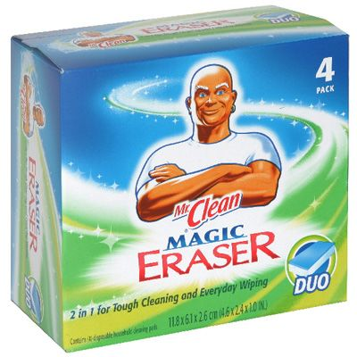Mr. Clean Magic Eraser | Products I Like | Pinterest