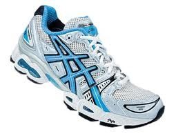 blue tennis shoes asics aka the best