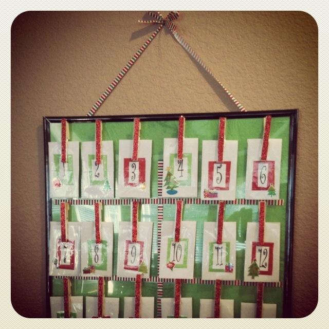 Diy Christian Advent Calendar : Christian advent calendar search results