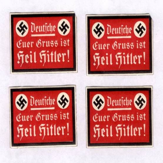 how to say all hail hitler in german