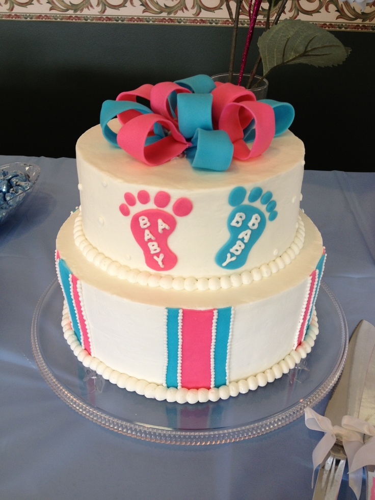 twins baby shower cake baby shower ideas