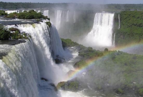Iguazu....