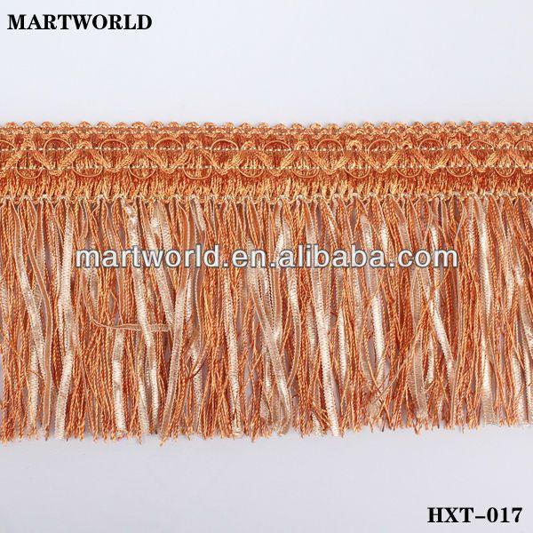 ... Trimming Curtain Fringe(hxt-017) - Buy Curtain Fringe,Tassel Trim