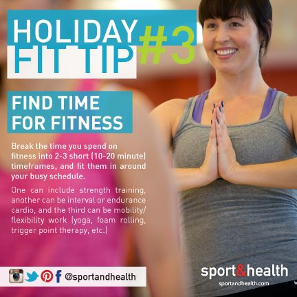 Having trouble finding time for fitness? Short intervals spread throughout the day might be all you need!