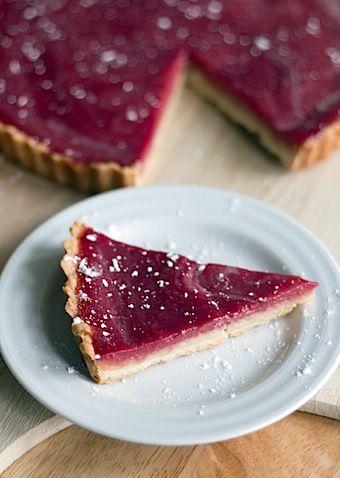 flaky blood orange tart recipes dishmaps flaky blood orange tart ...