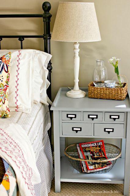 Love the nightstand
