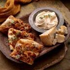 Gorgonzola Pizza - Caramelized onions, mascarpone and gorgonzola ...